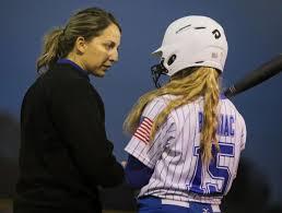 Springfield at Denham Springs softball Ashley Ledet Jade Brignac | |  livingstonparishnews.com