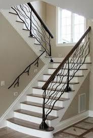 Metal handrails for stairs Railing Design Treeshapedcreativestairsrailing Dornob Custom Metal Handrail Designs For Staircases Balconies Designs