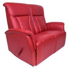 goberce 9139 loveseat red