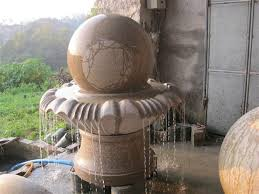 decorative water spouts for outdoor fountains
