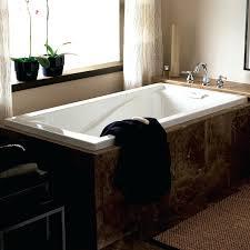 bathtubs 4 foot corner tub 4 1 2 foot bathtub surround massage tubs evolution 60