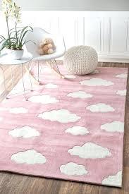 rugs for little girl room nursery area rug round