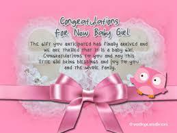 Congratulation On Your Baby Girl Congratulations On Ba Girl Newborn