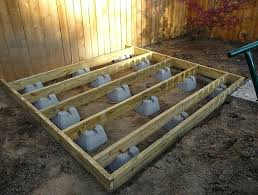 How to build a deck video Deck Railing Building Ground Level Deck Building Ground Level Deck With Deck Blocks How To Build Building Ground Level Deck How Dallascamerainfo Building Ground Level Deck How To Build Ground Level Deck Average
