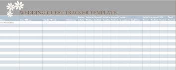 Wedding Guest List Template Excel Download Wedding Guest List Template In Excel Excel Tmp