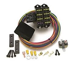 painless wiring 70207 painless auto wiring diagram schematic amazon com painless wiring 70207 aux fuse block 7circuit automotive on painless wiring 70207
