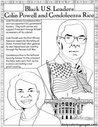 Small Picture Free Printable Black History Worksheets black history coloring