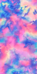 Pink Purple And Blue Aesthetic Wallpaper