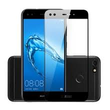 Buy full screen protector <b>tempered glass for huawei</b> p9 and get free ...