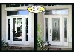 front door side panel glass replacement replace glass panels in front door ideas entry doors with front door side panel glass replacement