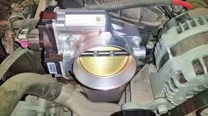 2007 chevy silverado throttle body replacement ( how I did it ...