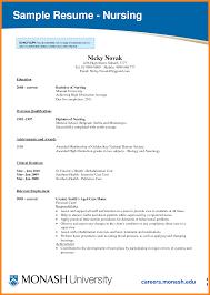 14 Nursing Skills Resume Emails Sample