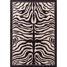 this review is from dulcet zebra ivory 3 ft x 4 ft animal print area rug