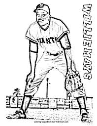 Small Picture Attractive Design Ideas Babe Ruth Coloring Pages Babe Ruth The