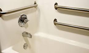 bathroom grab bar installations in hershey and harrisburg pa