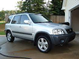 Compact crossover suv manufactured by honda. 2000 Honda Cr V Test Drive Review Cargurus