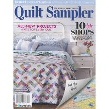 better homes and gardens quilts. Fine Homes Better Homes And Gardens Quilt Sampler SpringSummer 2018 On And Quilts A
