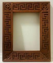 cool wooden frames picture frames designer wood frames green wooden