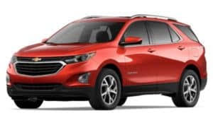 What Colors Does The 2020 Chevy Equinox Come In