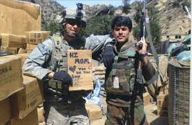 Gold Star Mom Reflects on Her Hero's Journey · United Service Organizations