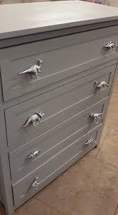 bedroom furniture drawer handles. drawer pullsspray paint plastic dinosaurs and screw on to dresser diycrafts pinterest spray painting bedroom furniture handles o