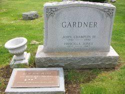 Priscilla Jones Gardner (1903-1987) - Find A Grave Memorial