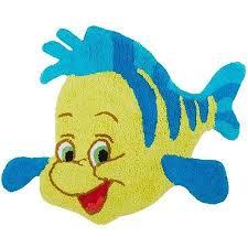 Disney Little Mermaid Ariel Bath Rug   Walmart.com