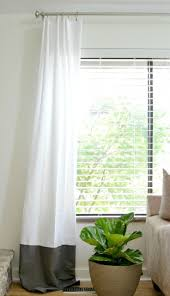 Diy Curtains Best 25 Extra Long Curtains Ideas On Pinterest Long Curtains