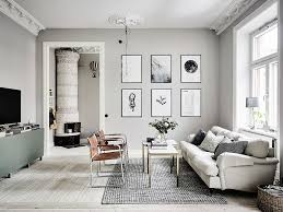Interior Design Grey Living Room Grey And White Interior Design Inspiration From Scandinavia