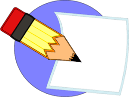 Pencil writing clip art free clipart images 3 - Cliparting.com