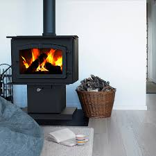 pleasant hearth hws 224172mh 1 200 sq ft small mobile home stove ghp group inc