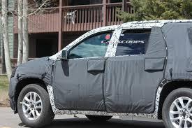 VWVortex.com - Spied: 2018 Chevrolet Traverse