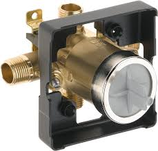 delta faucet r unws multichoice r universal tub and shower valve rough plumbing canada