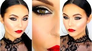 you spanish flamenco señorita inspired makeup look 2 rebekah eller