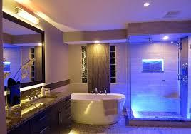 good bathroom lighting.  good ambient lighting for that extra feel good bathroom for good bathroom lighting