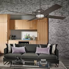 kichler maor patio ceiling fan 310136oz living room sq