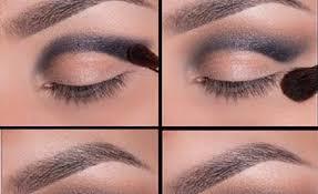 dramatic deep set eye makeup tutorial