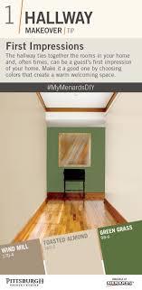 17 best Hallway Makeover \u0026 Paint Color Inspiration images on ...