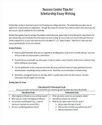 how to format a scholarship essay image titled write a scholarship  how