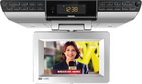 Kitchen Tvs Kitchen Clock Radio Ajl750 37 Philips