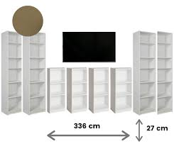 er friendly built in bookcase wall