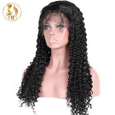 long black hair style curly full lace wigs virgin human hair human hair short long curly wigs for black women curly wig with bangs baby hair