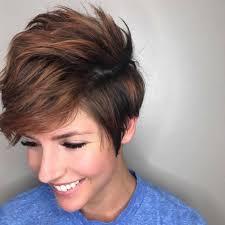 10 Super Gave Korte Kapsels Ter Inspiratie Voor Dames Met Bruin Haar