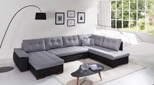 Sofa Couchgarnitur Ravenna U Couch Sofagarnitur U