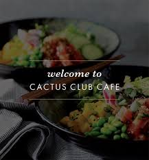 Welcome to <b>Cactus</b> Club Cafe | <b>Cactus</b> Restaurants Ltd.