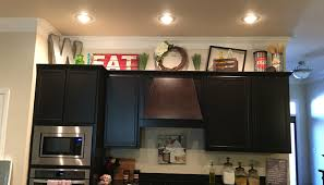 Tag Archived Of Cheap Ways To Decorate Above Kitchen Cabinets