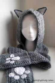 Free Crochet Cat Patterns Enchanting Elegant Crochet Cat Scarf Pattern Free Crochet Scoodie Pattern Free