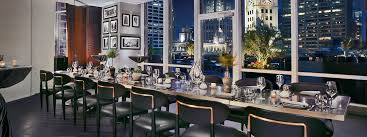 Rebar Chicago Chicago River Private Dining Trump Chicago Private Dining