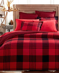 red plaid bedding s ralph lauren flannel sheet set target