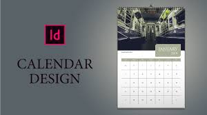 Designing A Calendar In Indesign Only 16 Minutes How To Design Calendar In Indesign